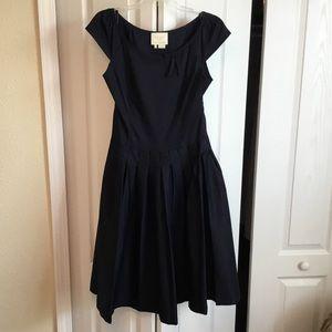 Kate Spade Tinsley Navy Dress 8 NWT